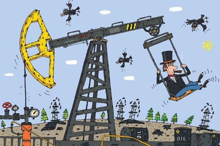 Прикольные картинки про нефть, картинки